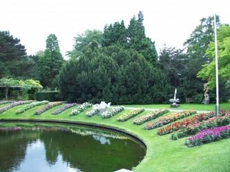 Sortimentstuinen en botanische tuinen vhg historie for De tuin kralingen